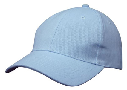 Cotton Cap Sky Blue