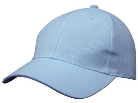 Cotton Cap Sky Blue