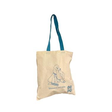 Cotton Design Tote Bag
