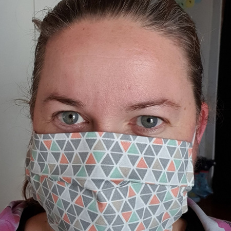 Cotton Re-usable Masks