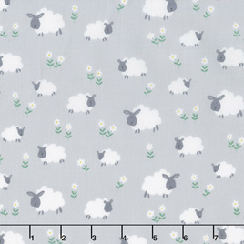 Counting Sheep - Meadow Sheep 2018