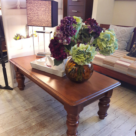 Country Lodge Coffee Table