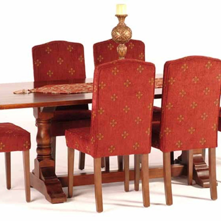 Country Lodge Refectory Table