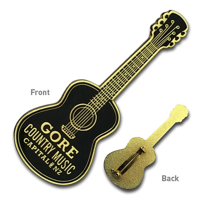 Country Music Badge