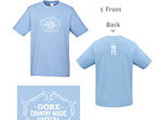 Country Music Tee in Baby Blue