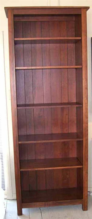 Bexton Tall Bookcase