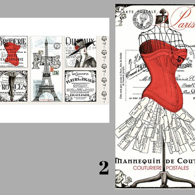 Couturiere Parisienne Panel Bundle