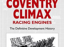 Coventry Climax Racing Engines, The Definitive Development History by Des Hammill