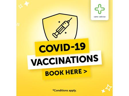 Covid - 19  Vaccinations