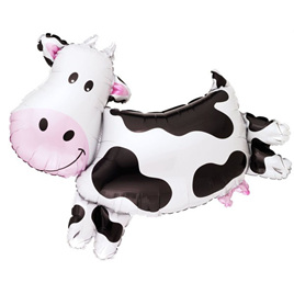 Cow shape balloon