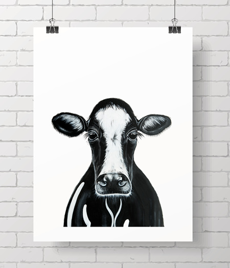 cow - you boring cow