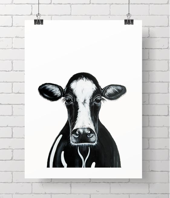 cow - you boring cow