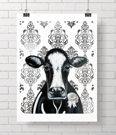 cow - you fancy cow