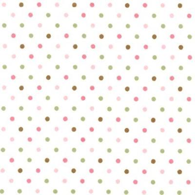 Cozy Cotton Flannel - Garden Small Spot