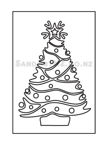 CP02 - Christmas Tree