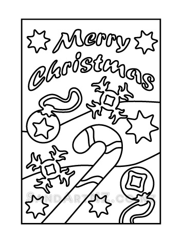CP12 - Christmas and Candy cane