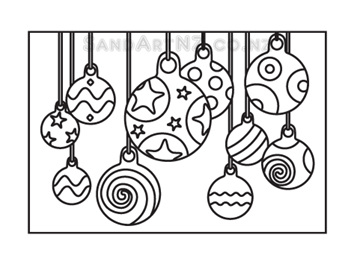 CP15 - Christmas Decorations