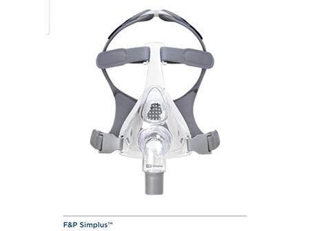 CPAP 400475 Simplus Full Mask Set Small