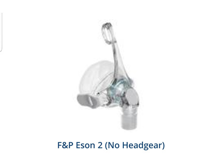 CPAP 400ESN233 Eson2 Mask Large No Headgear