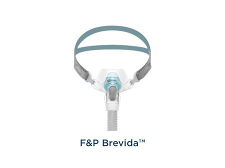 CPAP BRE1SA Brevida Nasal Full Mask Set XS/Small