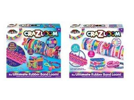 Cra-z-Loom Bracelet Maker