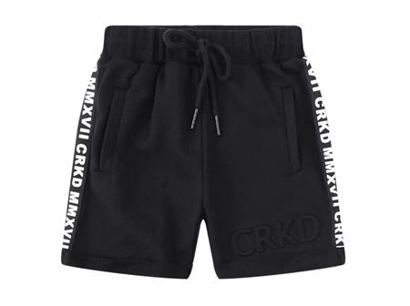 CRACKED Soda Axel Short - Black 10 to 16 years