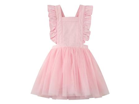CRACKED Soda Brigette Tutu Pink/Pink Size 3-8