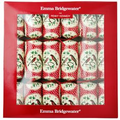 Crackers - Emma Bridgewater Robins