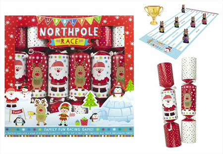 crackers - Northpole Race
