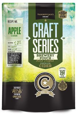Craft Series Apple Cider Pouch