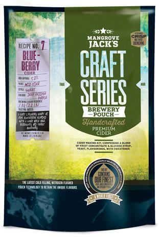 Craft Series Blueberry Cider