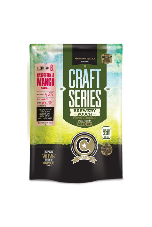 Craft Series Raspberry & Mango Cider