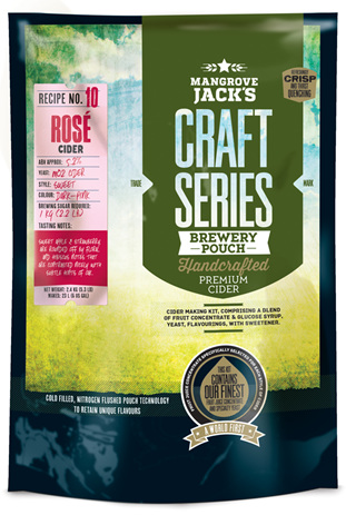 Craft Series Rosé Cider Pouch