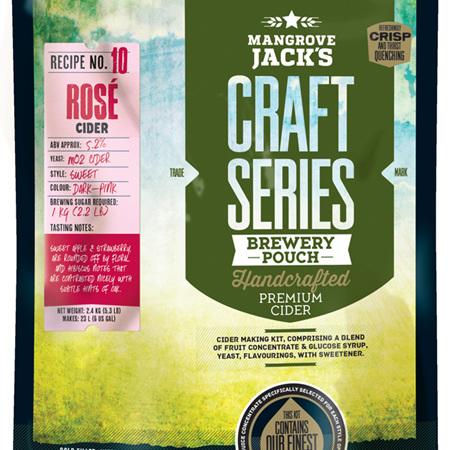 Craft Series Rosé Cider Pouch
