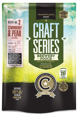Craft Series Strawberry & Pear Cider