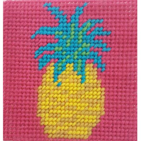 Crafty Dog Fruit Loop Tapestry Pineapple