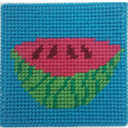 Crafty Dog Fruit Loop Tapestry Watermelon