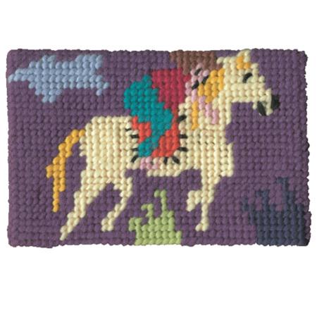 Crafty Dog  Gallop Tapestry Kit