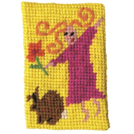 Crafty Dog Tapestry Daisy And Rabbit