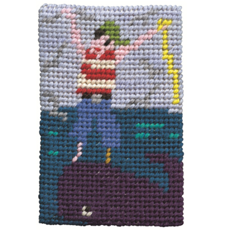 Crafty Dog Tapestry Pirate