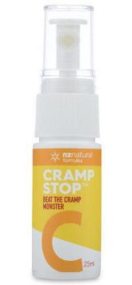 CRAMP STOP SPRAY 25ML