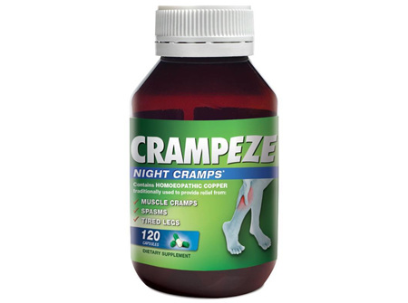 CRAMPEZE 120'S