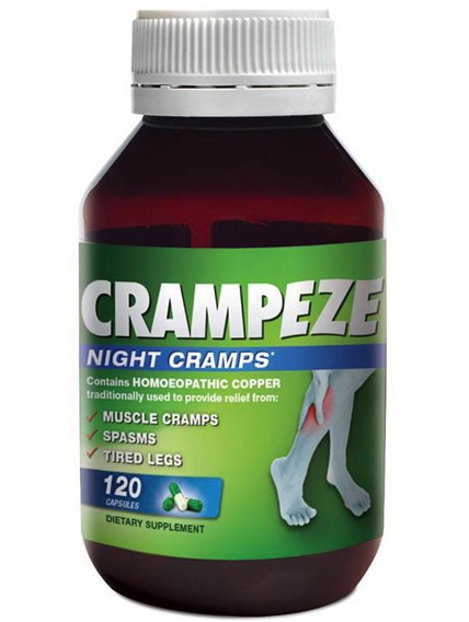 CRAMPEZE NIGHT CRAMP 120'S