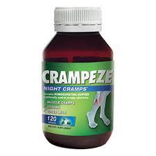 Crampeze Night Cramps ( 120 caps)