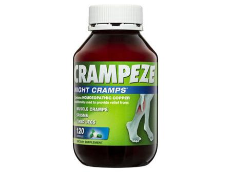 Crampeze Night Cramps Capsules 120 Pack