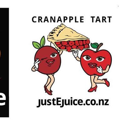 Cranapple Tart