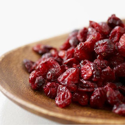 Cranberries Dried (Infused Apple Juice) Organic Approx 100g