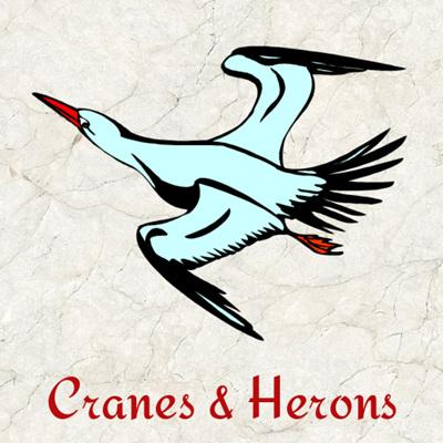 Cranes & Herons