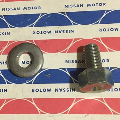 Crankshaft Bolts and Washers