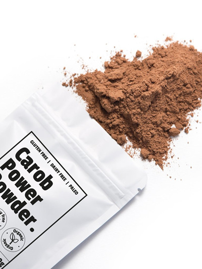Crawlers Carob Power Powder 50g